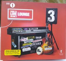 RADIO 1'S Live Lounge, VOLUME​. 3 (2-CD & DVD, 2008) SPECIAL EDITION
