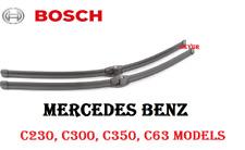 Mercedes W204 C230 C300 C350 C63 Windshield Wiper Blade Set BOSCH 3397009053 OEM
