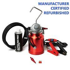 Evap Smoke Machine Automotive Vacuum Leak Detector Tester w/ Evap Service Adpt