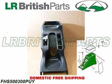 GENUINE LAND ROVER CENTER CONSOLE FREELANDER  04-06 OEM FHS500300PUY USED