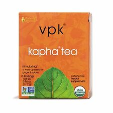 Stimulating Kapha Organic Herbal Tea, 16 Herbal Tea Bags, .96 oz (27.2 g)