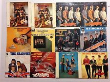 LOT DISQUES 45T SPECIAL THE SHADOWS