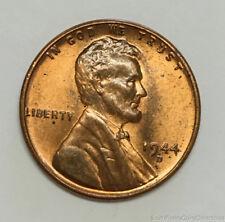 1944-D Denver Lincoln Wheat Cent Brilliant Uncirculated Condition