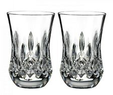 Waterford Crystal | LISMORE CLASSIC TUMBLER SET ✪NEW✪ 40003435 PAIR FLARED SIP