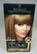 Schwarzkopf 7.0 Dark Blonde Ultime Iconic Blondes Permanent Hair Color