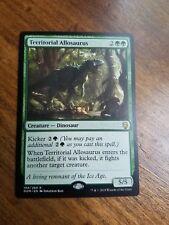 Mtg Territorial Allosaurus *Rare* Dom•En 184/269 Nm