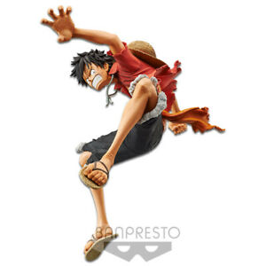 One Piece Monkey D Luffy SC Top War 6 2nd Anime Collection Figure Figurine inbox