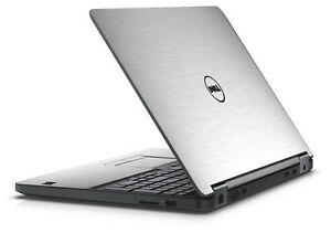 LidStyles Metallic Laptop Skin Protector Decal Dell Latitude E5550 E5570