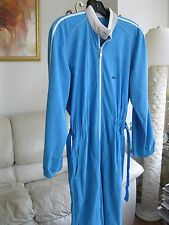 Fila Turquoise Jumpsuit With Ankle Ties - Size 4