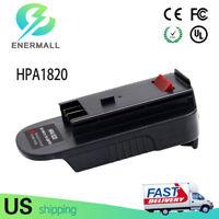 HPA1820 Convert Adapter for Black&Decker 18Volt - 20Volt Tools HPB18 LBXR2020