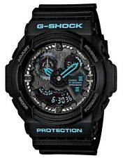 Casio G Shock * GA300BA-1A Metallic Shadow Blue Accent Black Gshock COD PayPal