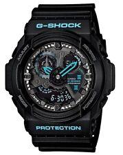 Casio G Shock *GA300BA-1A Metallic Shadow Blue Accent Black Gshock COD PayPal