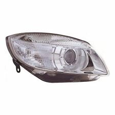 Skoda Fabia Mk2 Hatchback 5/2007-4/2010 Headlight Headlamp Drivers Side O/S
