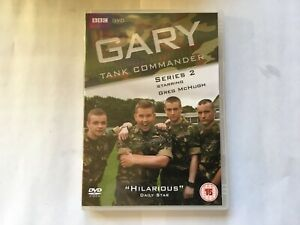 GARY, TANK COMMANDER - SERIES TWO ( BBC DVD)