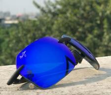 MauiJim KUMU MJ425-16 KUMU Matt Black Frame-Blue mirror Travelling Case PREOWNED