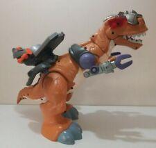 "Fisher-Price Imaginext Mega T-Rex Roaring Interactive Moving 17"" Dinosaur 2011"