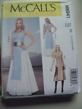 ADULT COSTUME  MCCALL'S M6941 D5 SIZE 12-14-15-18-20 GRECIAN GODESS