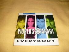 Worlds Apart – Everybody CD Single