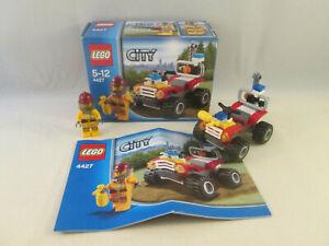 Lego City - 4427 Fire ATV