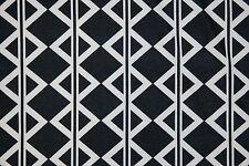 Geometric Ponte Print #25 Double Knit Fabric Stretch Poly Lycra Spandex BTY
