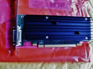 PNY nVidia NVS290 PCI-e 256MB GDDR2 silent full dual graphics with DMS59 cable