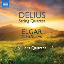 Delius & Elgar: String Quartet [New CD]