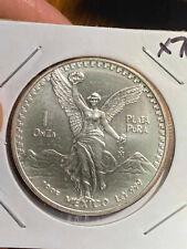 1995 Mexico Silver 1 oz Libertad GEM BU Nice X76