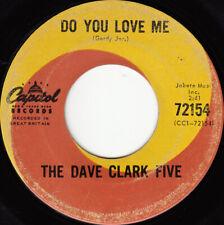 Dave Clark Five -Do You Love Me/Chaquita -Capitol Canada 72154 1964 MONO 45rpm