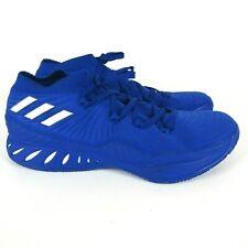 Adidas Crazy Explosive 2017 Low Basketball Shoes Men's sz 17 Blue White B75922