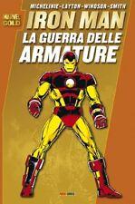 IRON MAN - LA GUERRA DELLE ARMATURE - MARVEL GOLD - PANINI COMICS