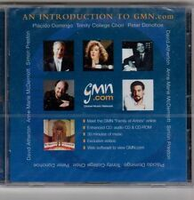 (EV159) An Introduction to GMN.com - 1999 sealed CD