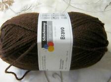Schachenmayr Bravo 08281 50G Gomitolo di Lana Acrilica - Marrone