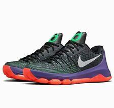 Nike KD 8 Raptors Toronto Vinary 11.5 Black Purple Red Derozan Jordan 749375-013