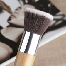 Flat Top Buffer Foundation Powder Brush Cosmetic Salon Makeup Basic Brush YF