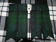 BLACK WATCH TARTAN FLASHES- Kilt Flashers, Tartan Kilt Flashers. Kilt Flash