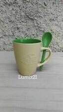 Tazza / Mug da collezione MULINO BIANCO edizione 2008 verde