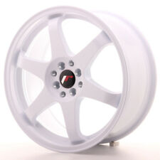 Japan Racing JR3 Alloy Wheel 18x8 - 4x114.3 / 4x100 - ET40 - White