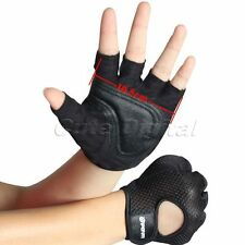 Weight Lifting Workout Exercise Gym Body Building Fitness Training Sports Gloves