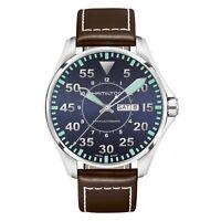 Hamilton Khaki Aviation Pilot Automatic Mens Watch H64715545