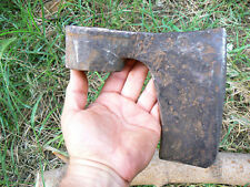 VTG 1,6kg/3,5 Lbs FORGED ANTIQUE VIKING BEARDED GOOSEWING AXE HATCHET TOMAHAWK 3