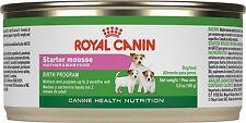 Royal Canin Starter Mousse Pour Mère Et Bébé Chien En Conserve
