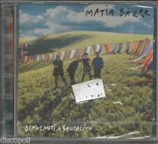 MATIA BAZAR - Benvenuti a sausalito - CD 1997 SIGILLATO