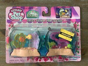 littlest pet shop sweet swimmy fish Country Fun Pets - Mini Surprise Aquarium