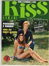 fotoromanzo KISS COLOR ANNO 1982 NUMERO 50 ZOLI GLIGOROV