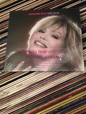 CD AMANDA LEAR WITH LOVE