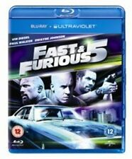 Fast Five [Blu-ray] [Region Free], DVD | 5050582957815 | New