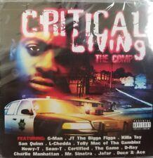 Get Low/Critical Records Ft Critical Living CD Comp O.O.P Rare Bay Area Rap