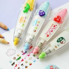 Correction Tape Kawaii Animals Cat Press Decorative Scrapbooking Diary School