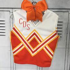 "Real Cheerleading Uniform  Vest 36"" Chest"