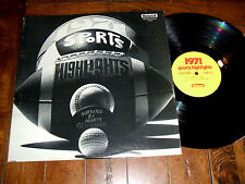 Marty Glickman - 1971 Sports Highlights Narrated LP Fleetwood Records EX+/EX